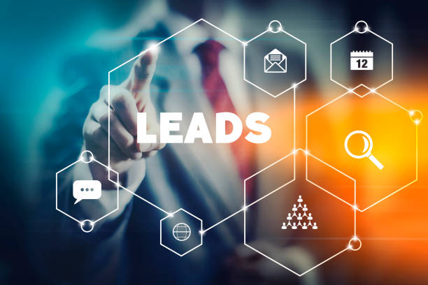 Marketing concepts and tools for lead generation in digital networks.